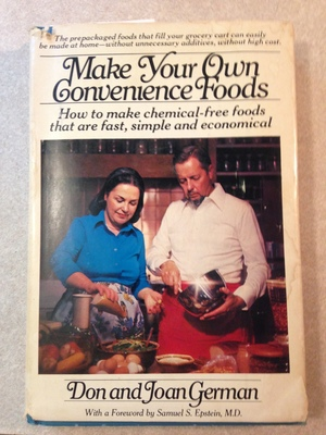 300x400 Make Your Own Convenience Foods by Don and Joan German, in Making Mayo at Home, by Gretchen Quarterman, for OkraParadiseFarms.com, 11 July 2014