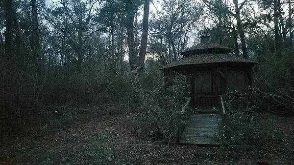 in the Woods, Little House