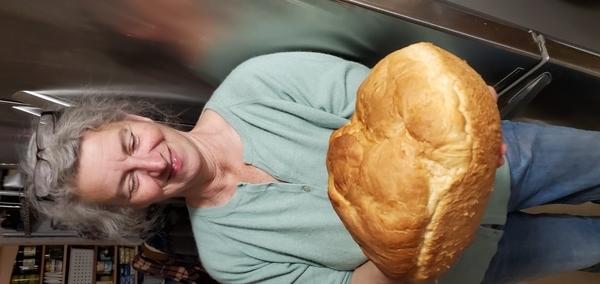 [Fresh baked]